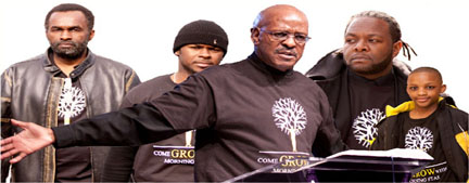 The Men of Morning Star Community Christian Center Church, Linden, NJ